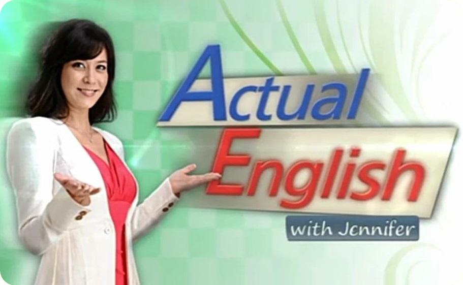مجموعه Actual English With Jennifer Clyde