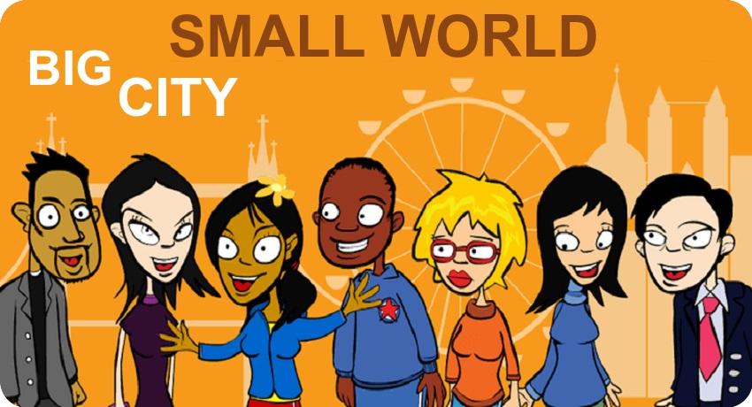 سری Big City Small World
