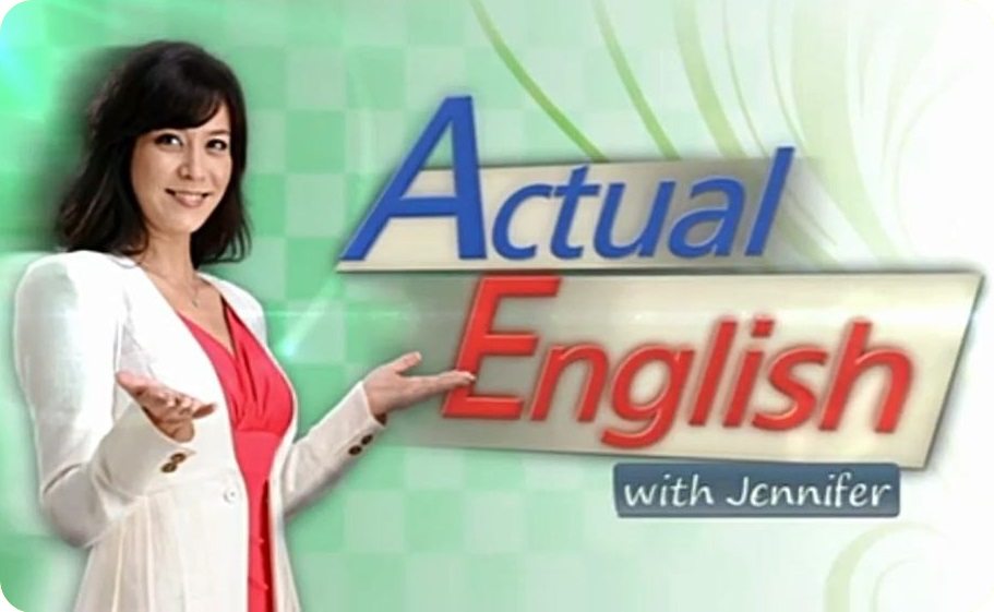 مجموعه Actual English With Jennifer Clyde