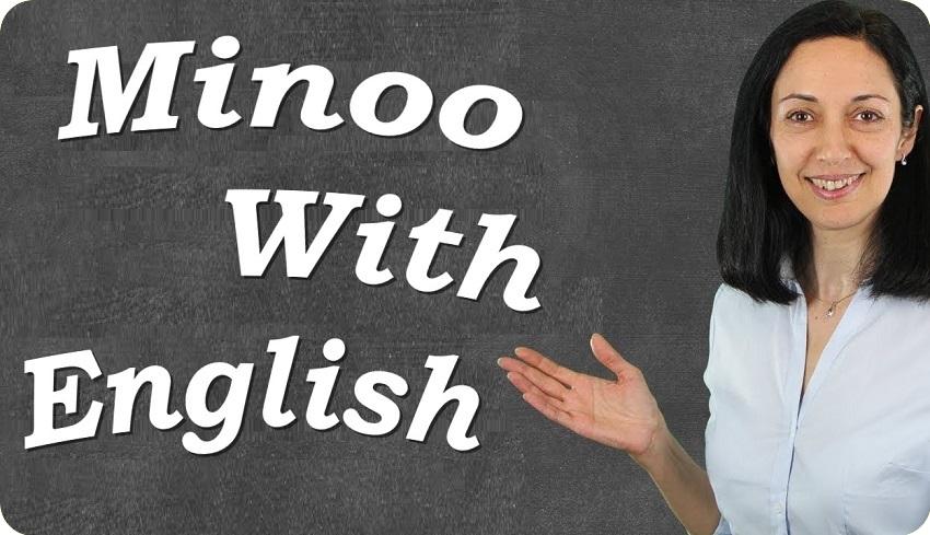 مجموعه English With Minoo | مجموعه ویدیوهای Anglo-Link