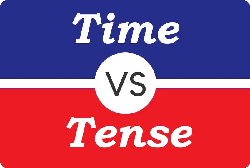 آشنایی با مفهوم زمان در زبان انگلیسی (Time vs. Tense)